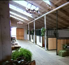 Property Brothers on the Ranch Stable Remodel