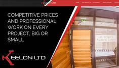 Keelon Ltd are a carpentry and construction company in Wexford looking after the needs of domestic and commercial customers in the South East and have a new website, recently upgraded to reflect their growing business and the services. For more information on all of their services and how to get in touch: Woodworking Guide, Custom Woodworking, Woodworking Projects Plans, Teds Woodworking, Growing Business, How To Get, How To Plan, Furniture Plans, Carpentry