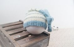 Check out this item in my Etsy shop https://www.etsy.com/listing/176718304/newborn-baby-boy-photo-prop-cream-blue