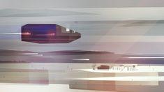 Blade Runner 2049, Great Britain, Artwork, Work Of Art, Auguste Rodin Artwork, Artworks, Illustrators