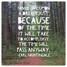 Inspirational #quotes :) Never give up!