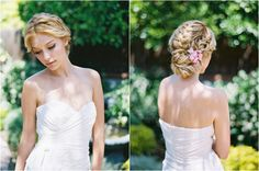 Elegant and Classic Bridal Hairstyles | Southern California Bride