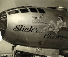 Post with 68 votes and 3300 views. Shared by Nose art of WWII era Superfortress Nose Art, Aircraft Painting, Pilot, Airplane Art, Vintage Trends, Aviation Art, Military History, Military Humor, Pin Up Art