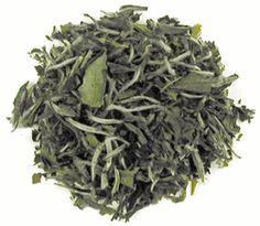 Pai Mu Tan white tea loose leaf http://www.englishteastore.com/1mt-pmt.html