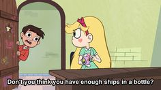starco | Tumblr NEVER TO MANY SHIPS