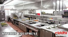 Let's Discuss Basic Requirements of Commercial Kitchen Equipment!
