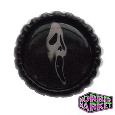 We've restocked a whole bunch of bottle cap badges   If you still can't find what you wantget in touch for a custom order!  morbid666market.etsy.com  http://ift.tt/20r6sOO  Or DM us here with your order.  #Scream #Ghostface #ScreamMask #ScreamMovies #WesCraven #SlasherMovie #Slasher #Horror #HorrorMovie #HorrorFan #HorrorLover #HorrorJunkie #HorrorLife #SerialKiller #Murder #Death #Gothic #Macabre #Halloween #Spooky #Gore #Handmade #Badges #Pins #Etsy #EtsySeller #EtsyGiftIdeas #EtsyHorror…