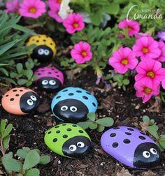Kavics katicák - kő festés gyerekeknek / Mindy -  kreatív ötletek és dekorációk minden napra