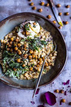 custodi-of-the-alimentare: Risotto Pasta rapido semplice con alle erbe arrosto Ceci Itty Bitty ditalini scuote il vostro risotto standard.