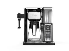 Buy Ninja Coffee Bar Auto-iQ Programmable Coffee Maker with 6 Brew Sizes, 5 Brew Options, Milk Frother, Removable Water Reservoir and Glass Carafe Coffee Machine, Espresso Machine, Latte Maker, Best Mixed Drinks, Coffee Station Kitchen, Coffee Games, Coffee Maker Reviews, Ninja Coffee, Discount Coffee