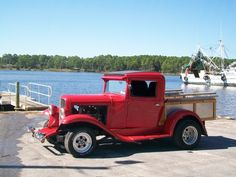 1929 FORD PICK UP 'STREET ROD' TRUCK