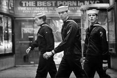 Matt Weber: Three Sailors NYC (1989) On 42nd Street