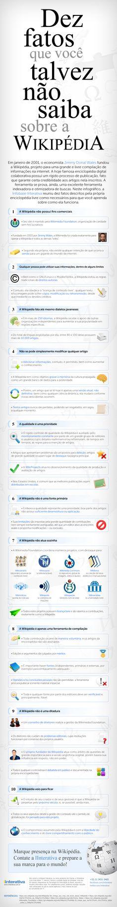 Infográfico: 10 coisas que você não sabia sobre a Wikipédia - http://vcnotopo.com.br/classificados_curitiba/vendo/blog-vc-no-topo/28-01-2014/infografico-10-coisas-que-voce-nao-sabia-sobre-a-wikipedia.html