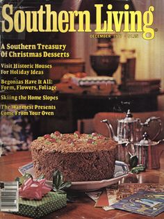 December 1977 | A Southern Treasury of Christmas Desserts