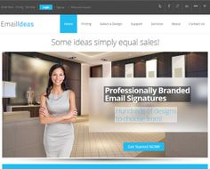 A Simple and Smart IT Website! www.emailideas.com POWERED BY FSDSOLUTIONS! ;)