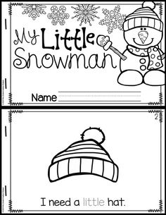 Shared With Dropbox Winter Kindergarten Classroom Reading Activities, Winter Activities, Classroom Activities, Kindergarten Literacy, Kindergarten Classroom, Preschool Christmas, Preschool Winter, Winter Theme, Snow Theme
