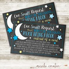 Love You to the Moon and Back Baby Shower DIY by MischiCreative