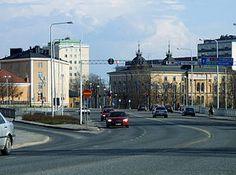 Pokkisenväylän siltaÄmmänväylän siltaTuiranväylän siltaAlakanavan silta My Town, Finland, Fashion Photography, Street View, World, Places, The World, Lugares, Modeling Photography