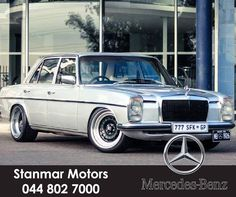 #TBT: Mercedes-AMG became a majority owned division of Mercedes-Benz in 1999. The company was integrated into #DaimlerChrysler in 1999, and officially became #MercedesBenz AMG on 1 January 1999. #TeamStanmar