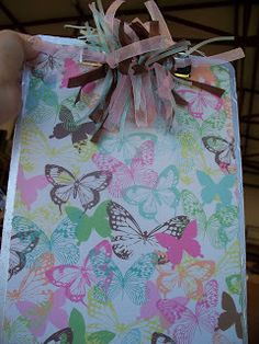 The World According to Laura Ashley: Decorative Clipboard Tutorial! (It's easy, I promise!)
