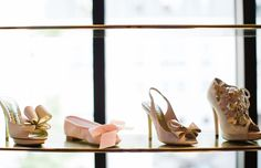 Shoe Candy at The Everygirl Event at BHLDN Chicago