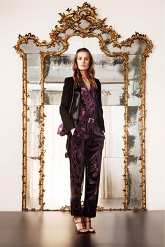 NADJA BENDER FOR EMILIO PUCCI PRE-FALL 2013