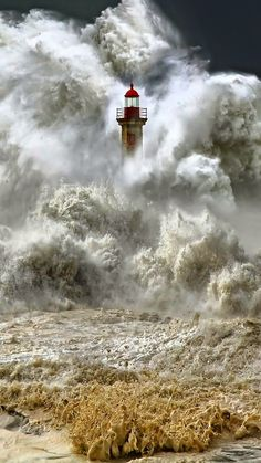 The Power of the Sea.