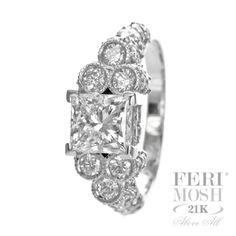 Global Wealth Trade Corporation - FERI Designer Lines Cute Jewelry, Girls Best Friend, Galleries, Wealth, Women's Accessories, Diamond Jewelry, Diamonds, Wedding Rings, Bling