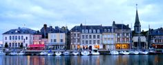 Honfleur, France. Photo taken by one of our MGB students, J.C (MGB '14)