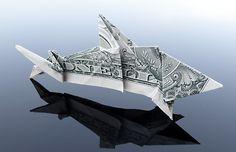 Dollar+Bill+Shark+by+craigfoldsfives.deviantart.com+on+@deviantART