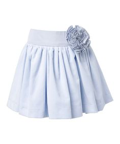 Take a look at this Gray Artic Ice Treske Skirt - Toddler & Girls by Jottum on #zulily today!