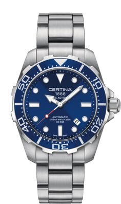 CERTINA DS ACTION DIVER AUTOMATIC C013.407.11.041.00 Sport Watches 40b0b41fc6