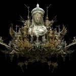 Ornate Mixed Media Assemblages by Kris Kuksi