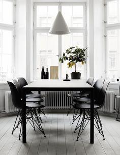 Valkoinen Koti: Mustavalkoinen ja upea