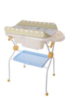 Bañera cambiador plegable sobre bidé King Baby winnie the pooh [857 POOH] | 109,95€ : La tienda online para tu peke | tienda bebe pekebuba.com