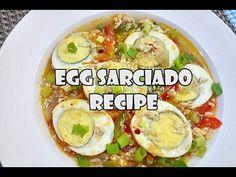 Egg Sarciado Recipe - Filipino Recipes Portal