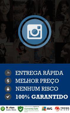 Comprar Seguidores Instagram Brasileiros Se você tem um perfil no Instagram sabe o quanto é importante manter sempre boa aparência, você pode comprar um pacote pequeno para testar eficiência de nosso sistema, todos os seguidores reais e Brasileiros pessoas ativas preparadas para interagir com