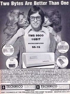 Steve Jobs Obituary: Vintage and Funny Computer Ads