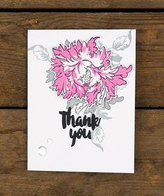 wieesmirgefaellt.de | Altenew Majestic Bloom Cards Altenew Cards, Stamp Sets, Flower Cards, Beautiful Day, Handmade Cards, Card Ideas, Chevron, Mixed Media, Stamps