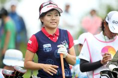 Pei-Ying Tsai Photos Photos - Pei-Ying Tsai of Taiwan smiles during the first round of the Nipponham Ladies Classics at the Ambix Hakodate Club on July 8, 2016 in Hokuto, Japan. - Nipponham Ladies Classics - Day 1