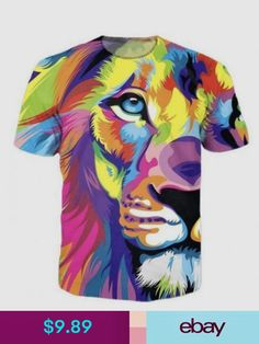 fcf0eba6d715d Description Comfortable short sleeve tee With detailed print all over For a  perfect fit we recommend going 1 size up Pre-shrunk stretch premium cotton  blend