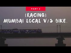 Mumbai Local VS Bike | Exploring Bandstand Bandra | Exploring Bandra | Mumbai Vlog - YouTube Jogging Track, Mumbai, Travel Guide, Exploring, The Neighbourhood, Bike, Youtube, Bicycle, Bombay Cat