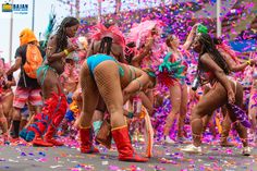 How Trinidad And Tobago Carnival Allows Women To Celebrate Their Body Types Carnival Dancers, Carnival Girl, Brazil Carnival, Trinidad Carnival, Carnival Outfits, Carnival Fashion, Carnival Outfit Carribean, Caribbean Carnival Costumes, Samba