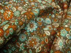 Walnut Floral // B