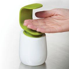C-Pump Soap Dispenser by Joseph Joseph Cool gadgets cool awesome stuff