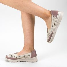 Pantofi Casual Dama S122 Beige (K51) Ggm Men Dress, Dress Shoes, Cole Haan, Chevron, Oxford Shoes, Beige, Casual, Fashion, Moda