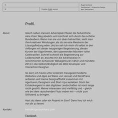Fonts Used: Maison Neue · Typewolf Typography Inspiration