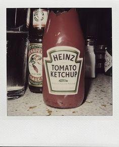 heinz tomato ketchup...neue Rechtschreibung: KETSCHUP