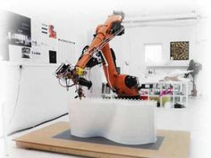 Give a 3D printer artificial intelligence, and this is what you'll get [VIDEO] — #AI #3DPrinting