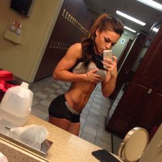 hot sexy girl fitness